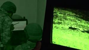 Son dakika... Sızma girişiminde bulunan 7 PKK/YPGli terörist etkisiz hale getirildi