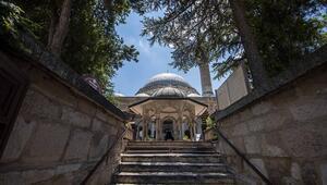 Eskişehirdeki 500 yılık Kurşunlu Camii