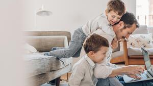 Pandemide sabır taşı ebeveynlere rahatlatıcı öneriler