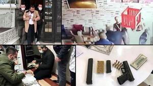 Ankarada Sezginler suç örgütüne operasyon: 18 gözaltı