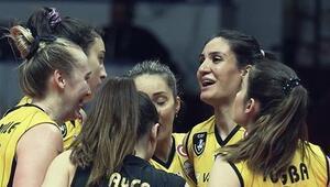 Misli.com Sultanlar Ligi | İlbank 0-3 VakıfBank