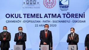 İstanbul'a 6 yeni okul