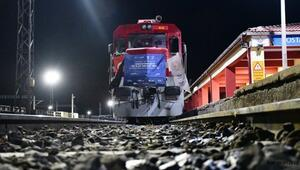2. ihracat treni Sivasta