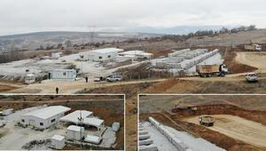 6,5 milyar dolarlık altın madeni sahası havadan görüntülendi