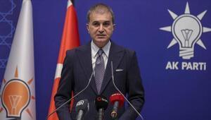 AK Parti Sözcüsü Ömer Çelik, MYK gündemine ilişkin açıklamalarda bulundu