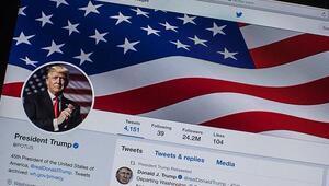 Twitter başkanlık hesabını 0 takipçiyle Bidena devredecek