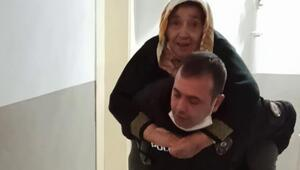 Süleyman Soyludan takdir toplayan polis paylaşımı