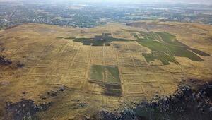 Vanda ızgara planlı antik kent turizme kazandırılacak