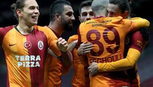 Son dakika haberi   Galatasaray-Göztepe maçı sonrası Taylan Antalyalı çılgınlığı