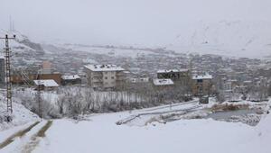 Hakkari'de 22 köy ve 52 mezranın yolu kardan kapandı