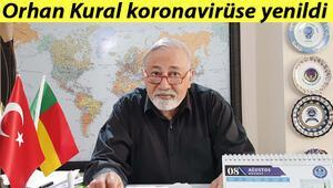 Son dakika haberi: Orhan Kural koronavirüse yenildi... Cem Yılmazdan başsağlığı mesajı