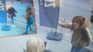 Esenyurtta kuyumcu soygununu anne ve kızı engelledi