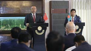 Bakan Çavuşoğlu: Bangladeşle 2 milyar dolarlık ticaret hacmi hedefine en yakın gelecekte ulaşabileceğimize inanıyoruz