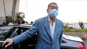 Hong Konglu muhalif medya patronu Jimmy Lai kefaletle serbest bırakıldı