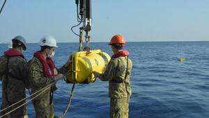 Son dakika haberler: MSB duyurdu Cumhuriyet tarihinin en derin sonar görüntüleme operasyonu