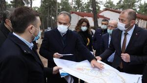 Bursa Büyükşehir Belediyesinin eko-turizm atağı sürüyor