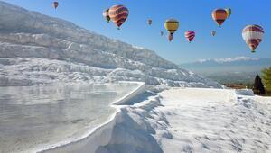 Denizlide 4 günlük kısıtlamada turistler, balon turu yapabilecek