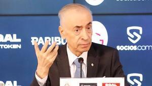 Son Dakika | Galatasaray Başkanı Mustafa Cengizden Radamel Falcao ve Fatih Terim itirafı