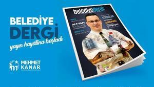 Mustafakemalpaşa Belediyesinin dergisi, okuyucuyla buluştu