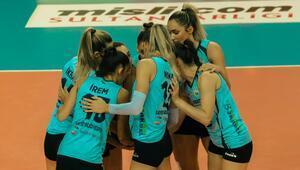 Misli.com Sultanlar Ligi   Galatasaray HDI Sigorta 1-3 Sarıyer Belediyespor