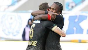 Erzurumspor 1 - 2 Denizlispor / Maç özeti ve golleri