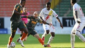 Alanyaspor 1-1 Yeni Malatyaspor (Maç özeti ve golleri)