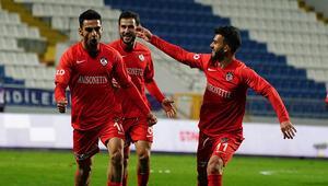 Kasımpaşa 0-4 Gaziantep (Maçın özeti ve golleri)
