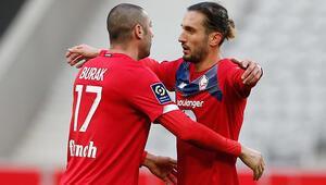 Montpellier 2-3 Lille (Maçın özeti ve golleri)