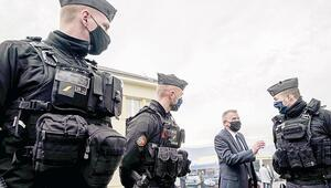 Fransa'da öfkeli koca dehşeti