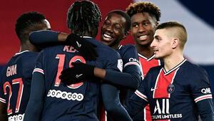PSG, evinde Strasbourgu 4 golle yendi