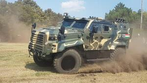 Macaristan Türkiyeden zırhlı araç alacak