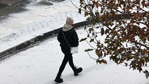 Son dakika haberler: Ankarada kar yağışı etkili oldu Her yeri beyaza bürüdü: Meteorolojiden yeni uyarı