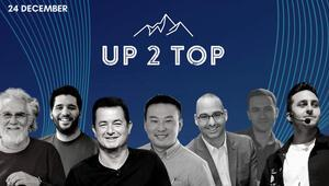 Quick Sigorta sponsorluğundaki Up 2 Top Summit başlıyor