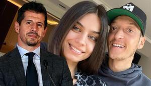 Fenerbahçenin peşindeki Mesut Özil tuttuğu takımı açıkladı