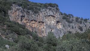 Dalyanın keşfedilmeyi bekleyen güzeli: Kaunos Antik Kenti