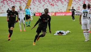 Sivasspor 3-1 Gençlerbirliği / Maçın özeti ve goller