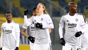 MKE Ankaragücü 0-1 Beşiktaş (Maçın özeti)