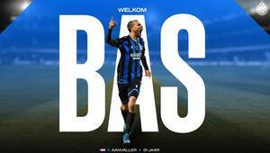 Club Brugge, Hollandalı golcü futbolcu Bas Dostu transfer etti