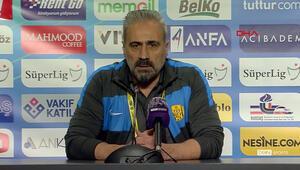 Mustafa Dalcı: Berabere kalsaydık bile üzüleceğim bir maçtı
