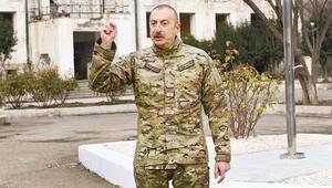 Aliyev'den Müslüman ülkelere sitem
