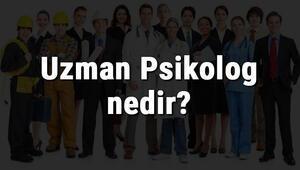 Uzman Psikolog nedir, ne iş yapar ve nasıl olunur Uzman Psikolog olma şartları, maaşları ve iş imkanları