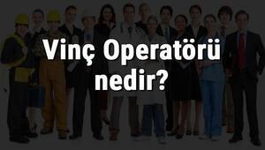 Vinç Operatörü nedir, ne iş yapar ve nasıl olunur Vinç Operatörü olma şartları, maaşları ve iş imkanları