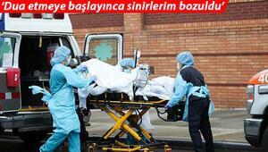 Son dakika haberler: ABDde Kovid-19 hastası, oda arkadaşını oksijen tüpüyle öldürdü Dua edince sinirlerim bozuldu