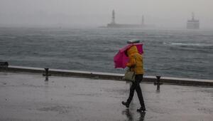 Son dakika haberler: Meteorolojiden son hava durumu raporu Sarı alarm verildi