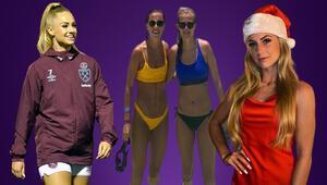 Kadın futbolcuların skandalını fotoğrafları ortaya çıkardı