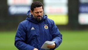 Fenerbahçede Erol Bulut, eksik futbolcular nedeniyle hiçbir maça üst üste aynı 11 ile çıkamadı