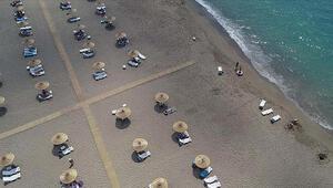 Antalyada 3.5 milyon turist geldi