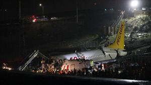 Sabiha Gökçen Havalimanındaki uçak kazası davasında flaş gelişme