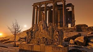 Aizanoi Antik Kentinde çalışmalar hızlandırıldı