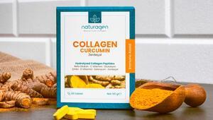 """""""Collagen Curcumin Immun Assist"""" ile Bağışıklığınızı Korurken Cildinizi Destekleyin"""